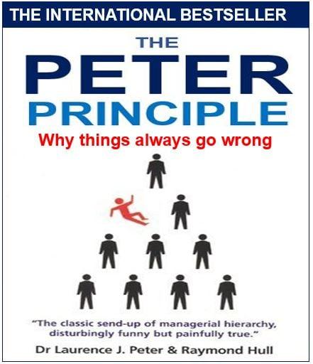 the peter principle book