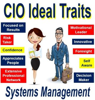 CIO ideal traits - Systems Management