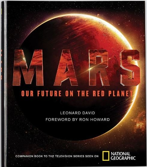 National Geographic Mars mini series