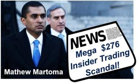 Mathew Martoma insider dealing