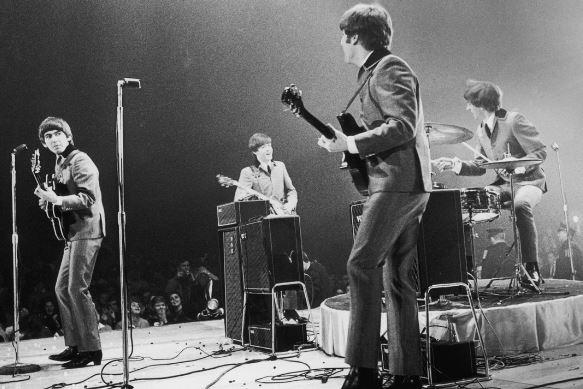 Beatles gig