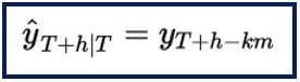 Forecasting formula 3