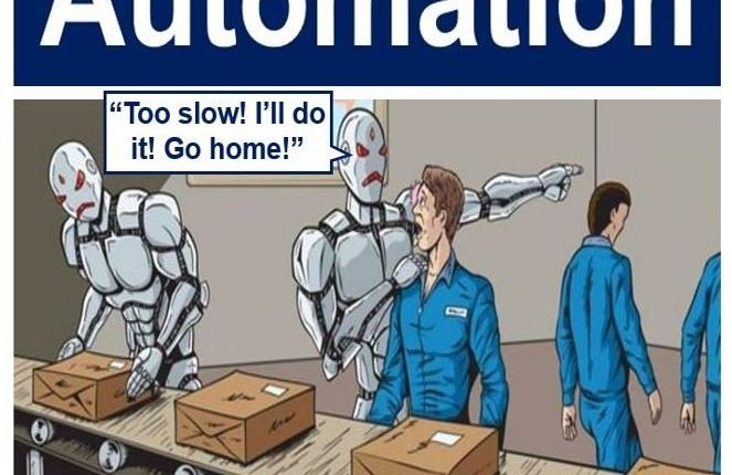 What Is Automation Definition And Examples Market