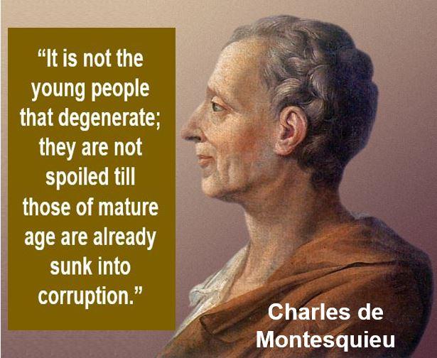 Corruption quote