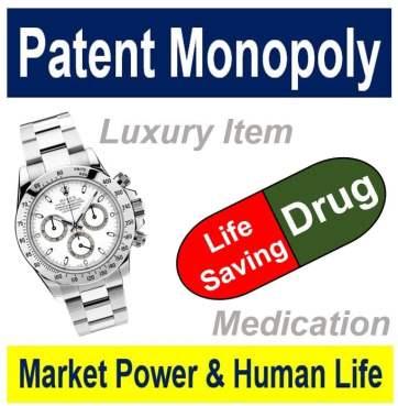 When market power affects human life