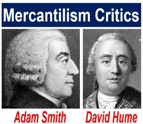 Mercantilism critics