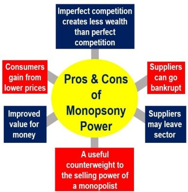 Pros and Cons Monopsoly