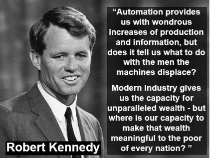 Robert Kenney automation quote