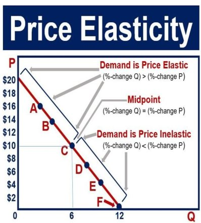 What Is Price Elasticity Definition Meaning And Examples