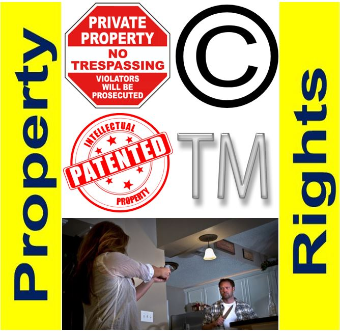 Property rights - different types