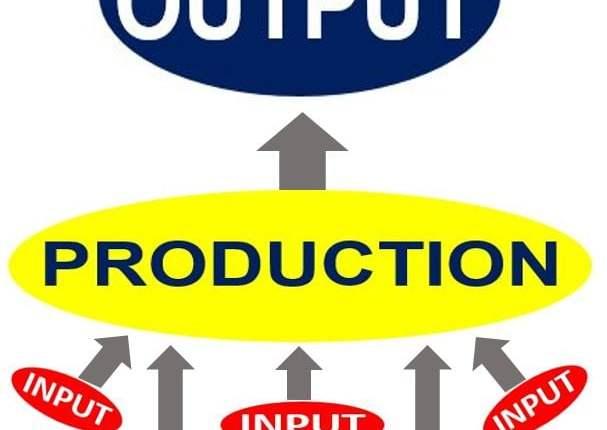 Input - Production - Output