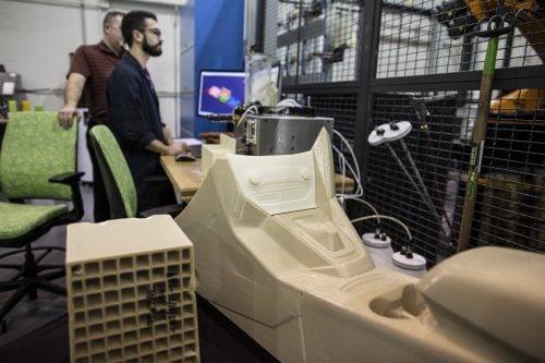 3D-printing car parts