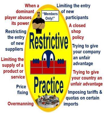 Restrictive Practice Image