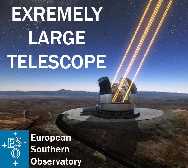 Extremely Large Telescope - ESO