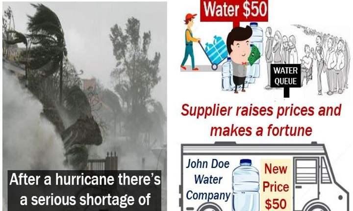 Hurricane Windfall Profits