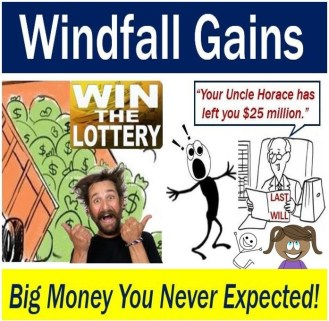 Windfall Gains