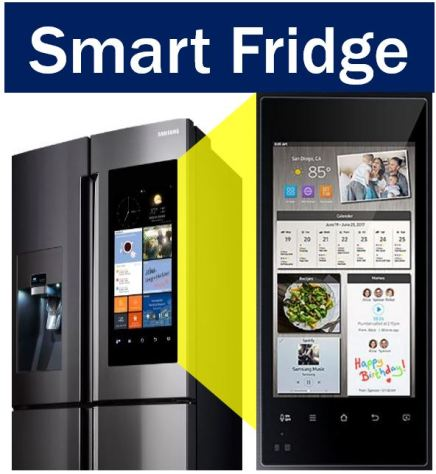 Smart Fridge - White Goods