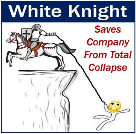 White Knight saves company from total collapse