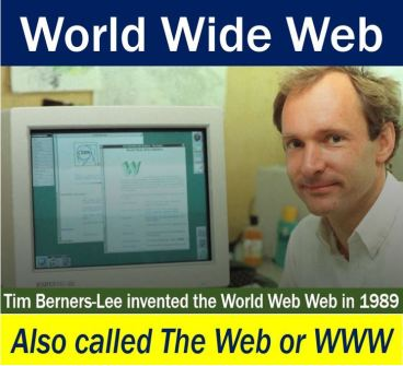 World Wide Web - Tim Berners-Lee