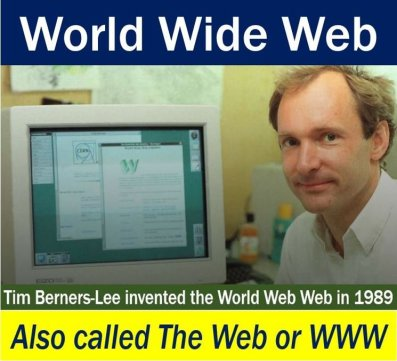 World Wide Web - Tim Berners-Lee