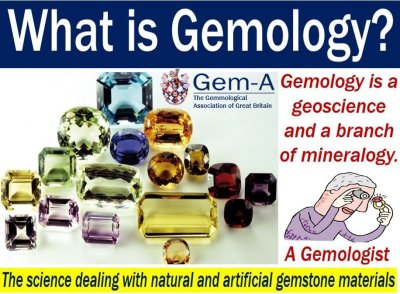 Gemology - definition and illustration
