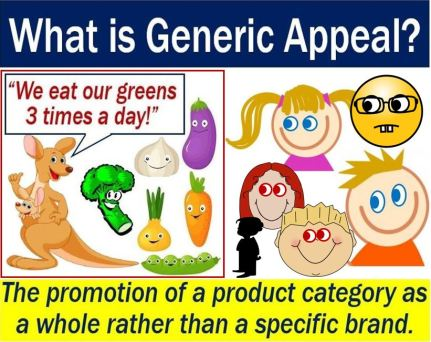 Generic appeal - explanation of meaning and example