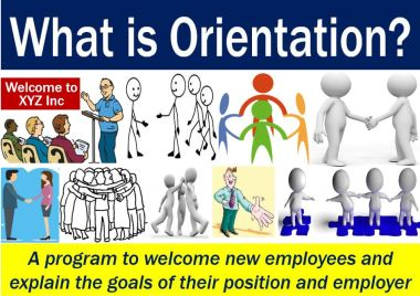 Orientation - definition and some examples