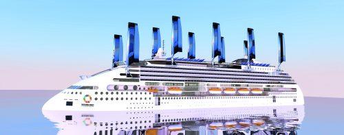 Ecoship - Peace Boat