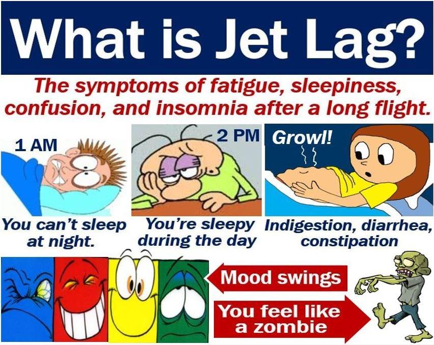 What is Jet lag? - Sleep Disorders - Sleep Apnea