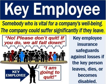 Key employee image