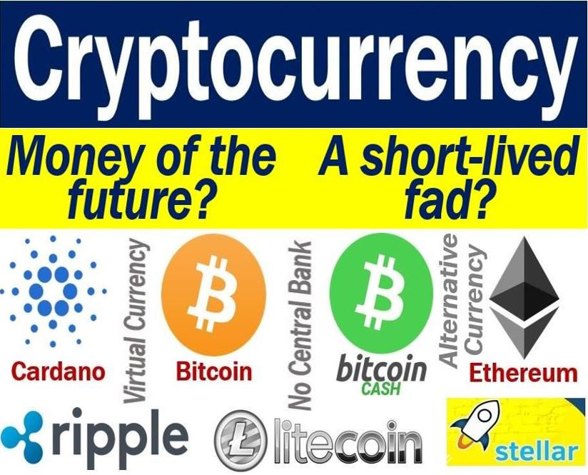 are cryptocurrencies money