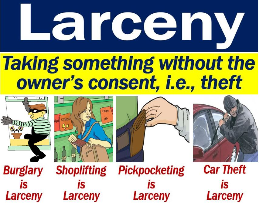 Larceny Definition And Meaning Market Business News