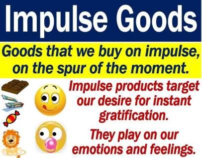 Impulse goods