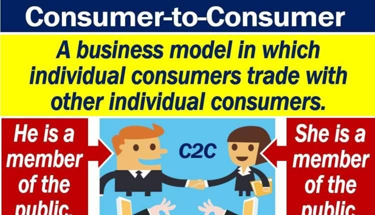 C2C - Consumer-to-Consumer