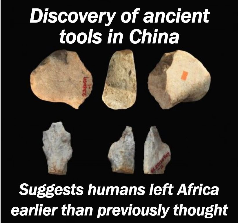 Ancient Humans left Africa earlier than thought