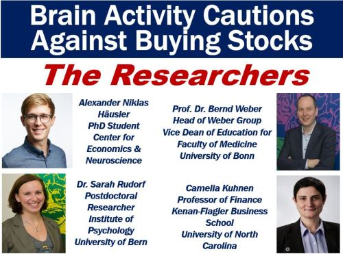 Brain Activity - the authors