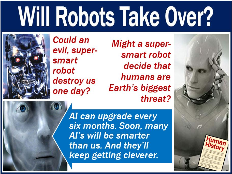 Will robots take over?