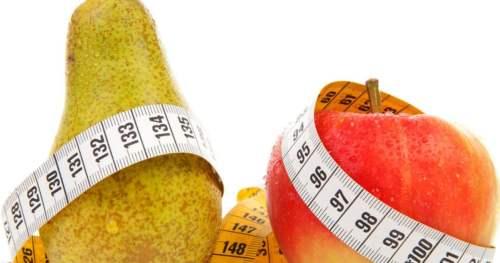 Pear Shape vs Apple Shape