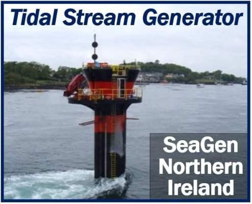 Tidal Power - Tidal Stream Generator