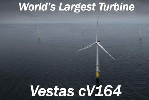 Wind Energy - Vestas cV164