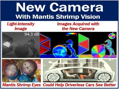 New camera may help driverless cars see better