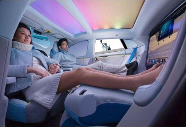 Autonomous vehicles impact on urban tourism