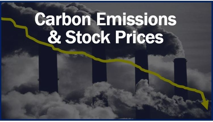 Carbon emissions and stock prices thumbnail