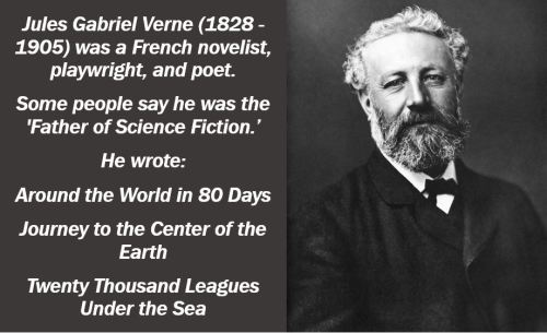 Jules Verne - Hypothesis