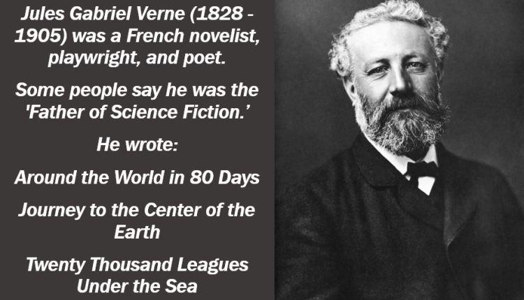 Jules Verne – Hypothesis