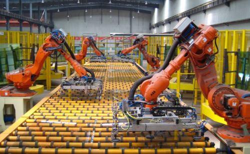 Manufacturing - automation