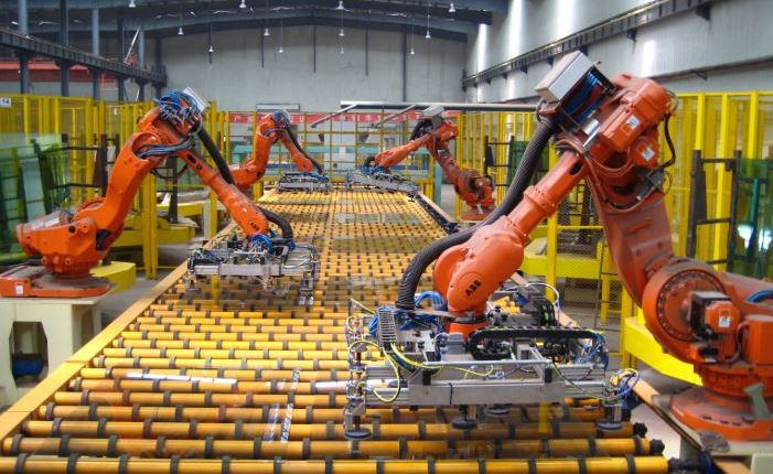 Manufacturing – automation
