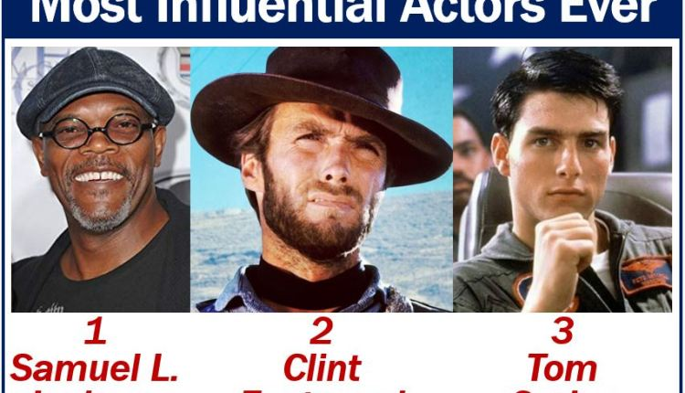 Most Influential Actors Ever