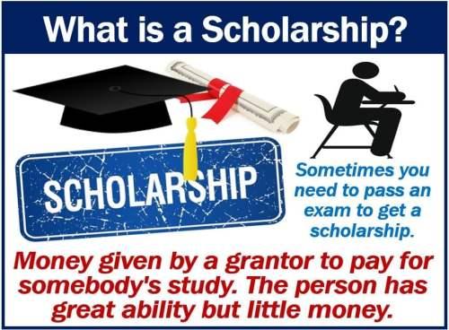 Scholarship definition