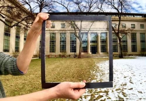 See-through film - MIT
